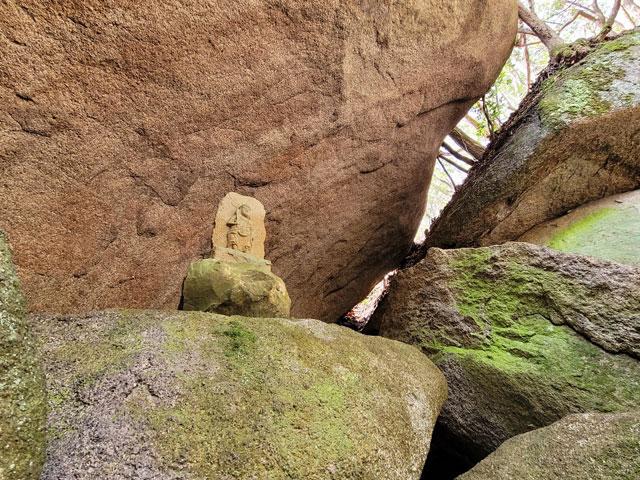 星ヶ見公園(舟岩)