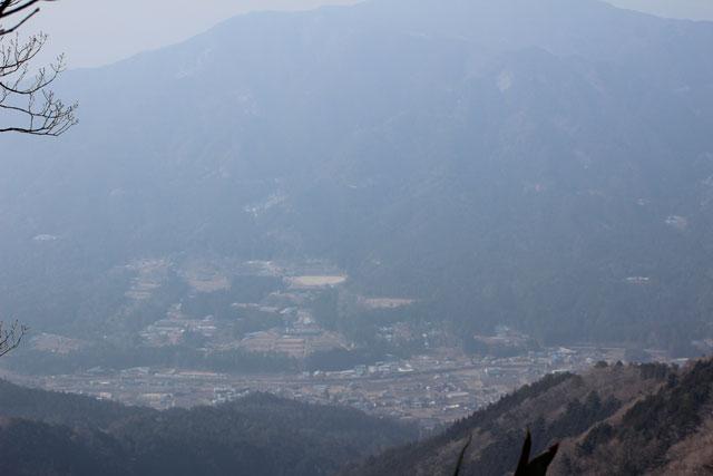 高時山登山口