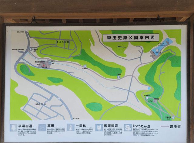 車田史跡公園