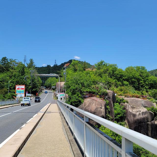 恵那峡展望台