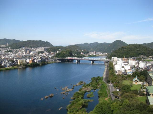 犬山橋(好きな岐阜の橋ランキング10位)