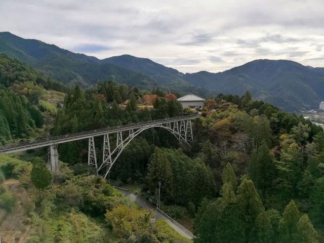縄文橋(じょうもんばし)好きな岐阜の橋ランキング10位