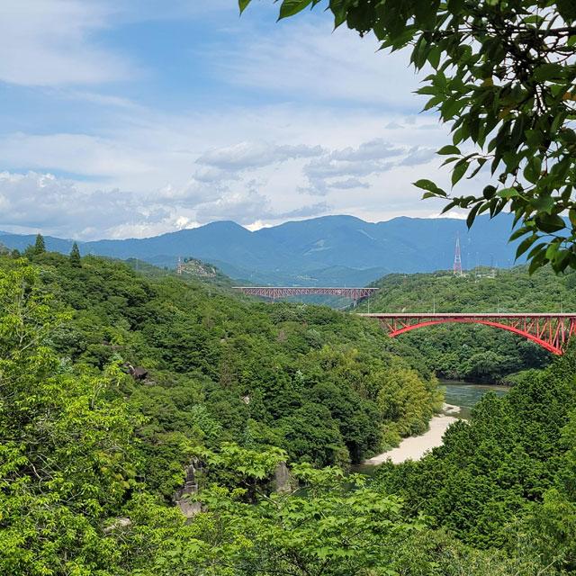 美恵橋(みえばし)好きな岐阜の橋ランキング9位