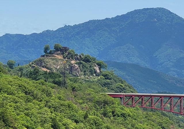 城山大橋(好きな岐阜の橋ランキング10位)