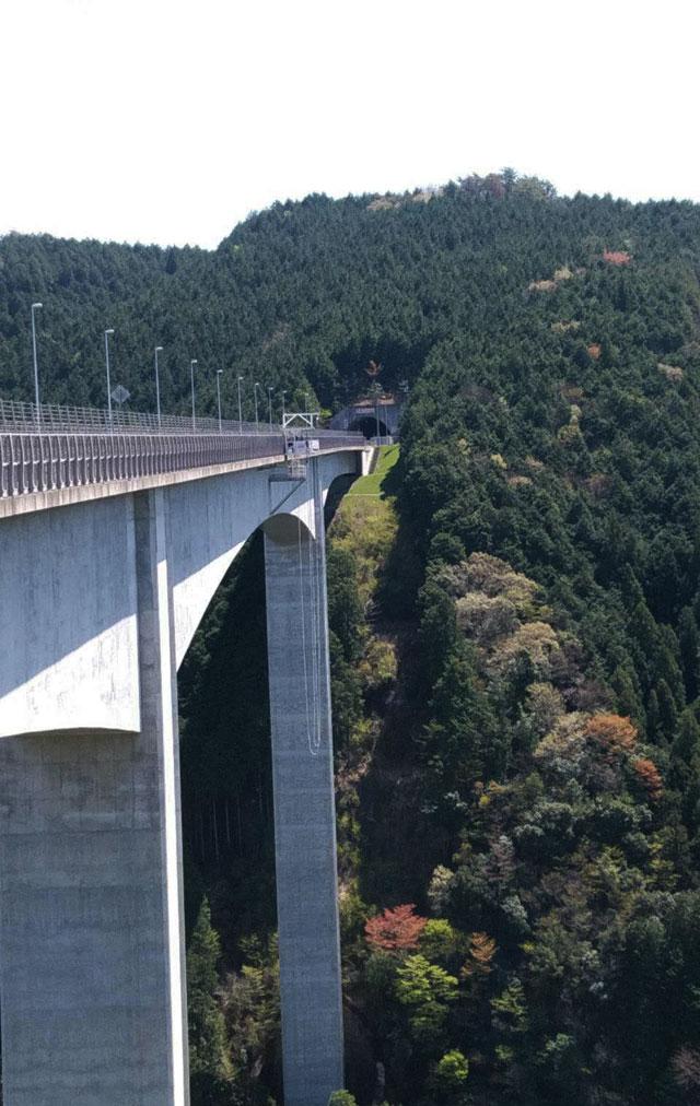 好きな岐阜の橋ランキング 6位 新旅足橋(しんたびそこばし)