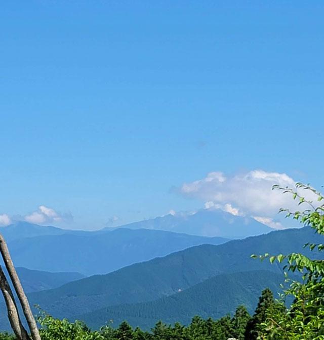 富士見台高原ハイキング