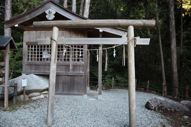 竜神神社の鳥居